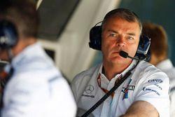 David Redding, Team Manager, Williams