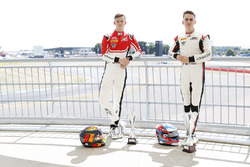 Callum Ilott, ART Grand Prix, Jake Hughes, ART Grand Prix