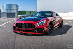 Mercedes-AMG GT S par Prior Design