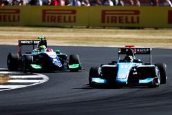 David Beckmann, Jenzer Motorsport et Alessio Lorandi, Trident