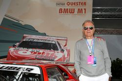 Dieter Quester y BMW M1