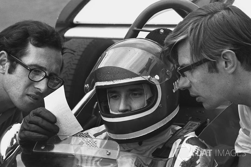 1970年:ジャッキー・イクス(フェラーリ)
