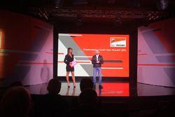 Barbara Pedrotti e Claudio Domenicali, CEO Ducati