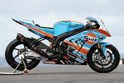 Gulf BMW Road Racing Team BMW S1000RRs