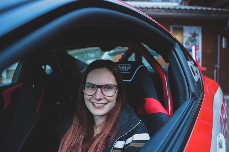 Desireé Blumer, Swiss Race Academy
