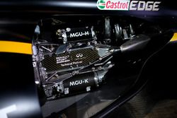 Renault F1 Team RS17 engine