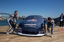 Jamie Whincup, Shane van Gisbergen, Triple Eight Race Engineering Holden