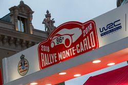 Rally Monte Carlo logo