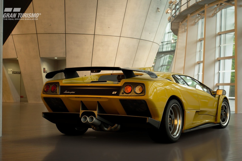Lamborghini Diablo GT '00