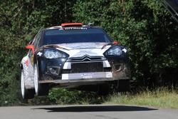 Кімі Райкконен, Кай Ліндстрьом, Citroën DS3 WRC