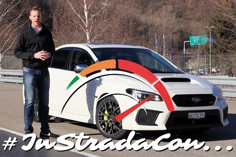 Prodotto Fotogallery: #InStradaCon… Subaru WRX STI