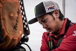 Monster Energy Honda Team Honda techneut