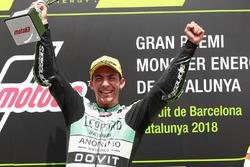 Podium : Le vainqueur Enea Bastianini, Leopard Racing