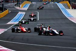 Giuliano Alesi, Trident and Niko Kari, MP Motorsport