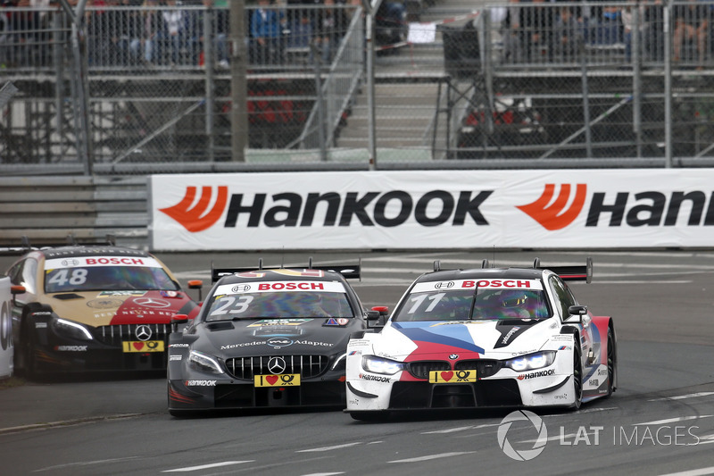 07. Marco Wittmann, BMW Team RMG, BMW M4 DTM