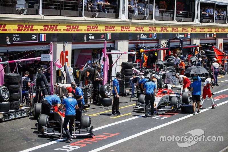 Luca Ghiotto, Campos Racing, Roy Nissany, Campos Racing