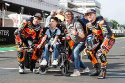 Miguel Oliveira, Red Bull KTM Ajo Brad Binder, Red Bull KTM Ajo