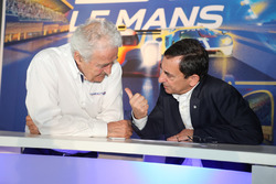 Hugues de Chaunac, ORECA, Pierre Fillon, President ACO