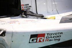 #8 Toyota Gazoo Racing Toyota TS050 detail