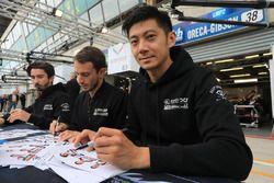 #38 Jackie Chan DC Racing Oreca 07 Gibson: Ho-Ping Tung, Gabriel Aubry, Stéphane Richelmi