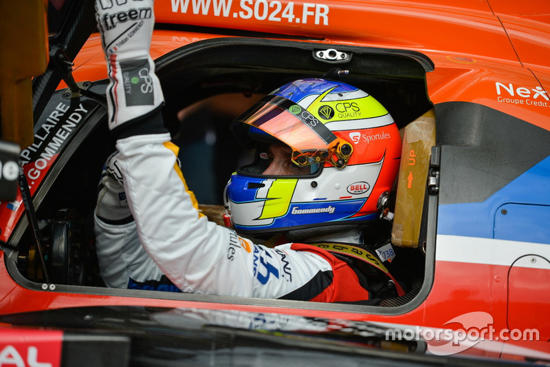 #39 Graff Racing S24 Oreca 07 Gibson: Tristan Gommendy