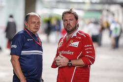 Керівник Sauber Фредерік Вассьор, Джино Розато, Ferrari
