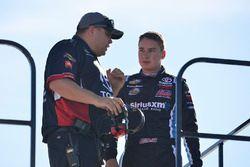 Crew chief Ryan Fugle, Christopher Bell, Kyle Busch Motorsports Toyota