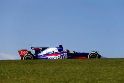 Отказ двигателя: Брендон Хартли, Scuderia Toro Rosso STR12