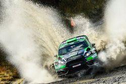 Язид Аль-Раджи и Майкл Орр, Ford Fiesta RS WRC, Yazeed Racing