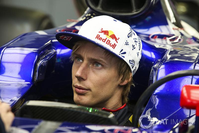 Brendon Hartley, Toro Rosso ile Amerika'da ilk yarışına çıktı