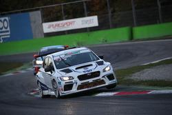 Stefano Comini, Top Run Motorsport, Subaru STI TCR