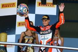 Podium : Chaz Davies, Ducati Team