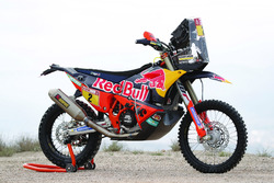 Мотоцикл Маттиаса Валькнера, Red Bull KTM Factory Team