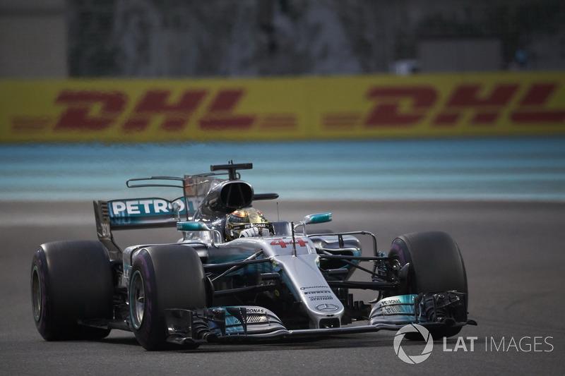 2017: Mercedes F1 W08 EQ Power+