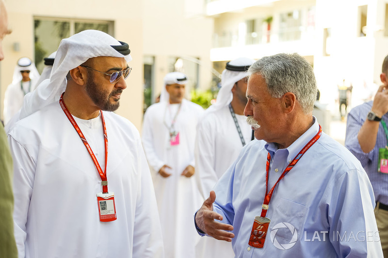 HH General Sheikh Mohammed bin Zayed bin Sultan Al Nahyan, Crown
