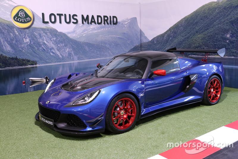 Lotus Exige 380 Cup