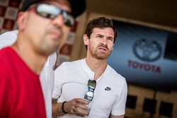 Andre Villas-Boas, Overdrive Racing