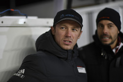#911 Porsche Team North America Porsche 911 RSR: Patrick Pilet, Frédéric Makowiecki