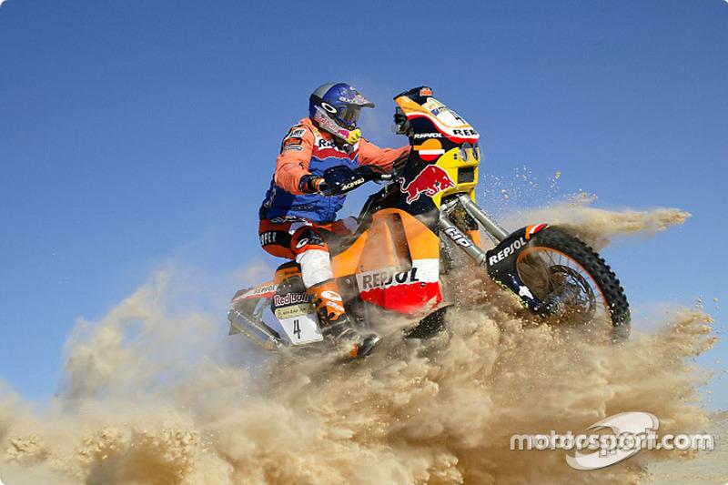 Nani Roma, KTM, 1 Dakar
