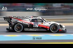 Porsche 918 GT1