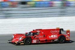#99 JDC/Miller Motorsports ORECA 07: Stephen Simpson, Mikhail Goikhberg, Chris Miller, Gustavo Menezes
