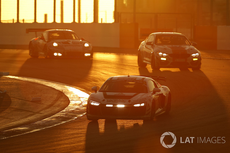 #247 Phoenix Racing Audi R8 LMS GT4: Adderly Fong, Marchy Lee, Shaun Thong, Darryl O'Young, Charles