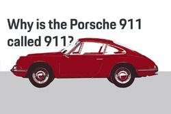 Porsche 911 name