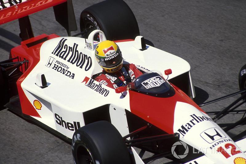 1988 Amerika GP