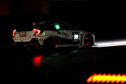 #99 RKC/TGM Motorsport Honda Civic TCR: Ricky Coomber, Thomas Gannon, David Drinkwater, Umair Khan,