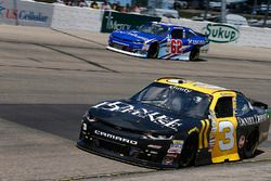Brian Scott, Richard Childress Racing Chevrolet, Brendan Gaughan, Richard Childress Racing Chevrolet