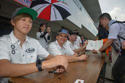 #72 Honda Dream Rt Sakurai Honda: Ryo Mizuno, Jason Mark O'halloran, Jamie Stauffer