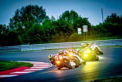 #116 FULLGAS RACING TEAM, Kawasaki ZX 10R: Rudy Martins, Sebastien Lager, Arnaud Dejean