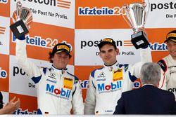 Podium: 2. #21 Mercedes-AMG Team Zakspeed, Mercedes-AMG GT3: Luca Stolz, Luca Ludwig
