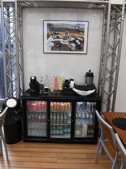 F1 Experiences, Motorhome und Hospitality